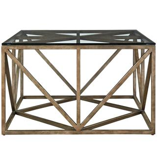 See Details - Truss Square Cocktail Table