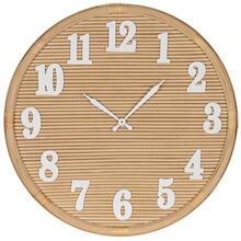See Details - Ginger Wall Clock