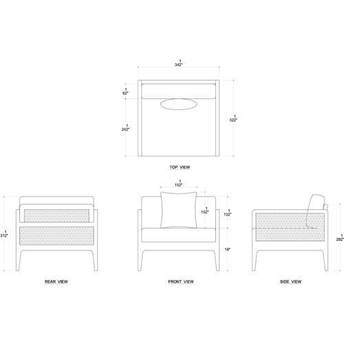 Gallery - Casablanca Chair