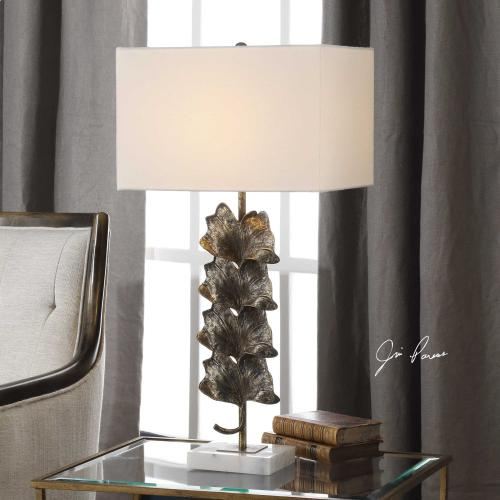 Ginkgo Table Lamp