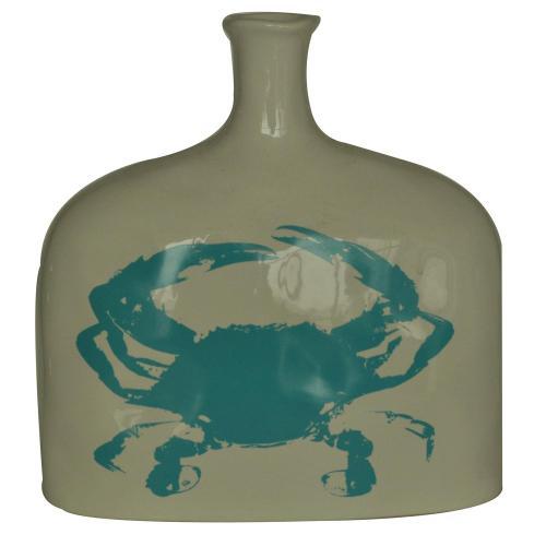 Crestview Collections - Medium Crab Vase