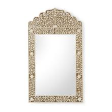 See Details - Crown Mirror - Brown