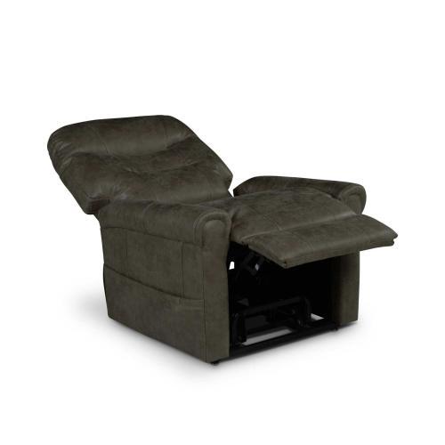 Ottawa Power Lift Chair with Heat and Massage, Walnut
