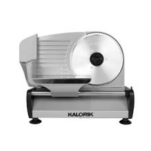 Kalorik 200 Watt Professional Food Slicer, Silver