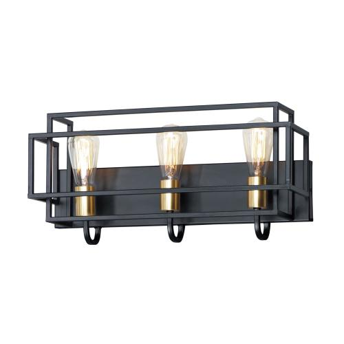 Liner 3-Light Bath Vanity