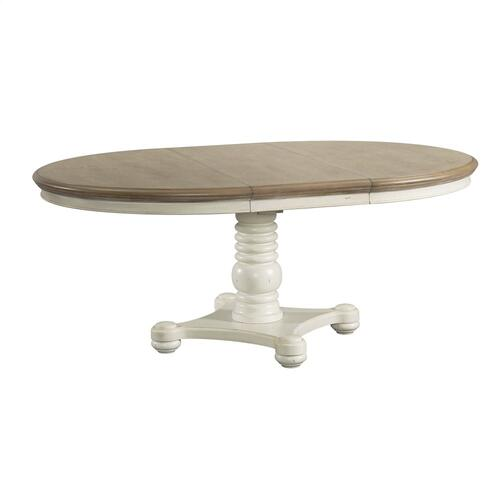 Bristol Bay Pedestal Table