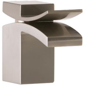 Quarto Lav Faucet Brushed Nickel
