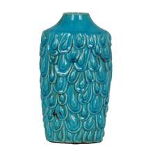 Large Feather Vase