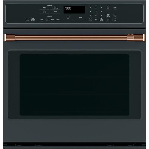 "Café 30"" Single Wall Oven Handle - Brushed Copper"