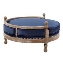 Hound Navy Pet Bed