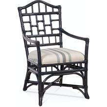 See Details - Chippendale Dining Arm Chair