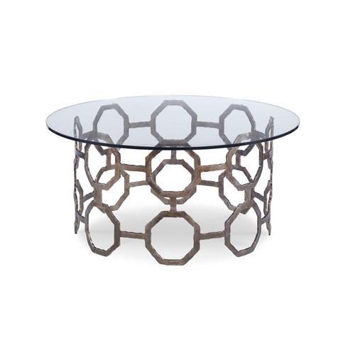 Maitland-Smith - FRENZY COCKTAIL TABLE