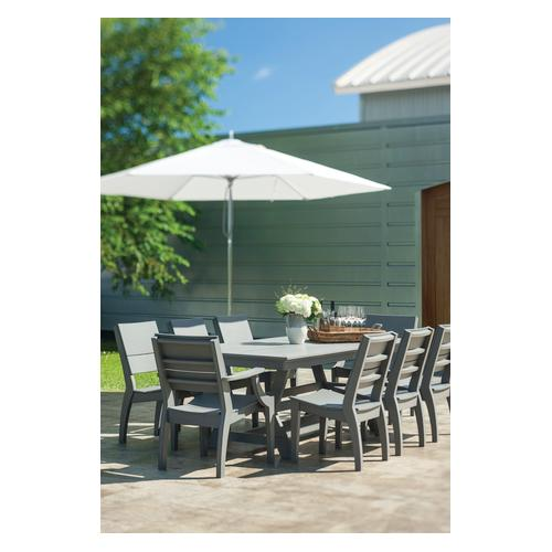 Seaside Casual - Sym 36x80 Dining Table (224)