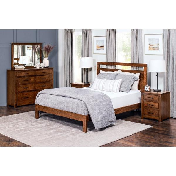 See Details - Montrose Nightstand with Drawers