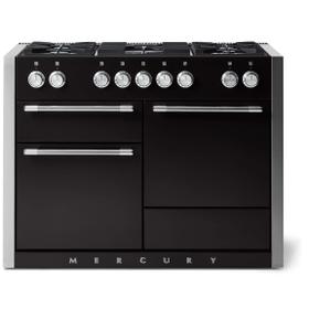 "Aga Mercury 48"" Dual Fuel Model, Matte Black"