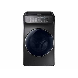 Samsung Appliances5.5 cu. ft. Smart Washer with FlexWash™ in Black Stainless Steel