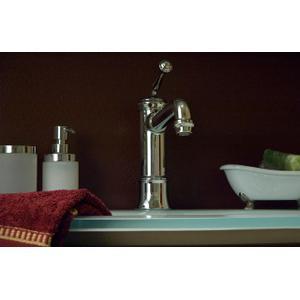 Venetian-Bronze Single Hole Lavatory Faucet