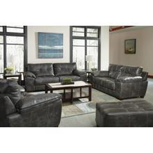 Hudson Sofa & Loveseat Steel