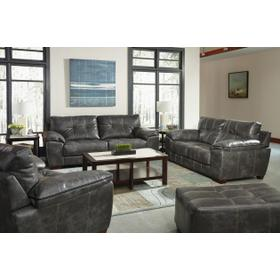 Hudson Sofa & Loveseat Steel