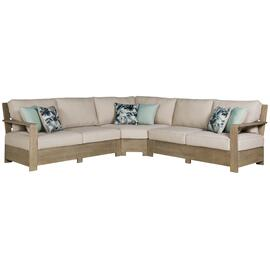 See Details - Silo Point 3-piece Outdoor Sectional