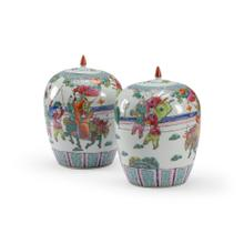Dragon Boat Festival Jars - L