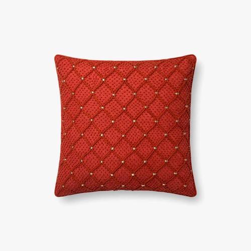P0675 Rust / Gold Pillow