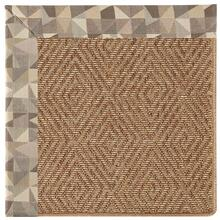 "View Product - Islamorada-Diamond Geo Bronze - Rectangle - 24"" x 36"""