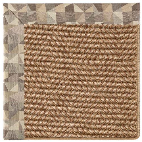 "Gallery - Islamorada-Diamond Geo Bronze - Rectangle - 24"" x 36"""