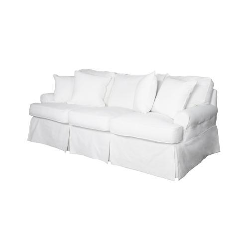 Sunset Trading Horizon Slipcovered Sofa - Color: 391081