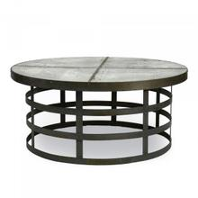 Alden Round Coffee Table