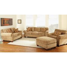 Batavia Loveseat w/2 Accent