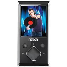 "8GB 1.8"" LCD Portable Media Players (Silver)"