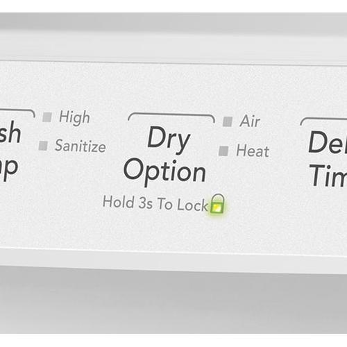 Frigidaire - 24'' Built-In Dishwasher