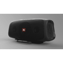 BassPro Go In-vehicle powered subwoofer & full-range portable Bluetooth® speaker.