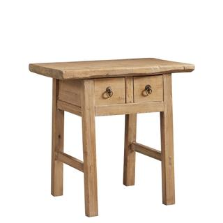 See Details - Butcher Table