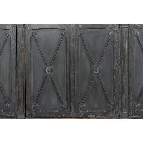 Marksman Sideboard, Concrete Grey