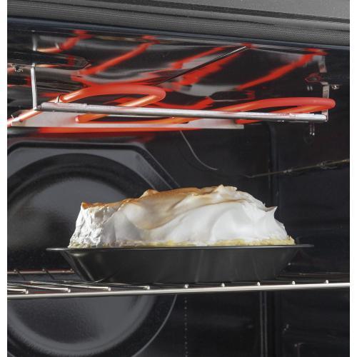 "24"" 2.9 cu. ft Slide-In Gas Range with Steam Clean"