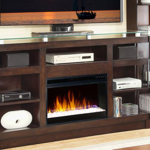 Novella Fireplace Wall