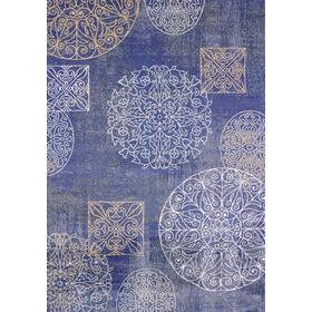 Marquee Cassia Navy Rugs
