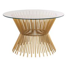 View Product - Grace Glass Coffee Table by Inspire Me! Home Decor