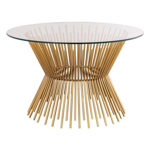 Tov Furniture - Grace Glass Coffee Table