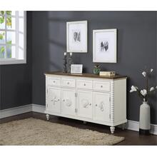 View Product - 4 Drw 4 Dr Credenza