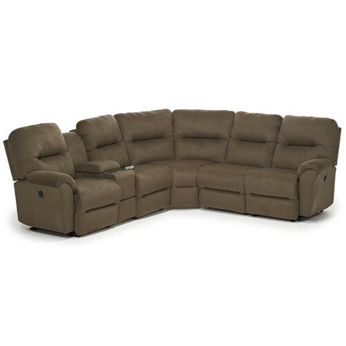 BODIE SECT. Reclining Sectional