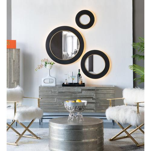 A & B Home - Mirror With Led Light