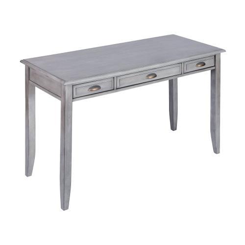 Stein World - Beatrix 3-drawer Desk In Grey