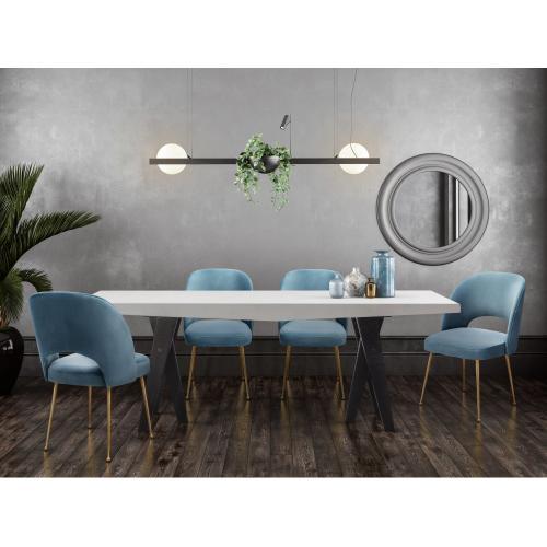 Tov Furniture - Gowanus Concrete Table