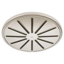 "View Product - DXV Modulus 7-1/2"" Shower Head - Platinum Nickel"