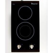 12-Inch Electric Cooktop 240V
