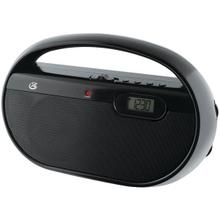 AM/FM Portable Clock Radio