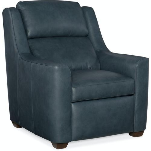 Bradington Young Loewy Chair Full Recline w/Articulating Headrest 941-35